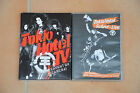 lot 2 DVD TOKYO HOTEL : Schrei Live / TV Caught Camera - TTBE