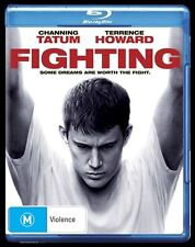 Fighting (Blu-ray, 2011) Channing Tatum New ExRetail Stock Genuine unSealed D82