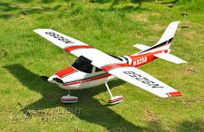 Scale LX RC 1.4M Cessna182 Propeller Airplane Model KIT W/O ESC Motor Servo