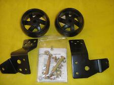 """42"""" Deck Wheel Kit Craftsman, Poulan/Pro, Husqvarna    (OMP)"""