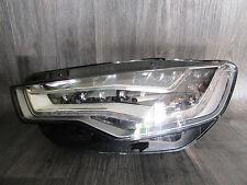 FARO a led sinistra + Audi a6 c7 2011-2014 + FANALI ORIGINALE 4g0941033c