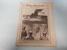 The War Illustrated No. 99 Vol 4 1941 America RAF Russia Tanks Syria Iceland