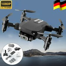 Faltbar WIFI FPV Drohne mit 1080P HD Kamera Mini Selfie Quadrocopter RC Drone DE