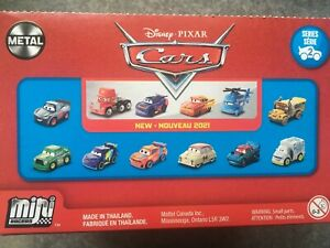 ** PRICE DROP ** 2021 Series 2 in Stock * New Disney Cars Mini Racers 9000+ SOLD