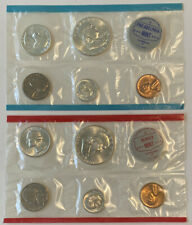 1963 US Mint Uncirculated Set Philadelphia & Denver