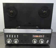 Vintage hifi reel to reel-revox a77 Dolby 4 track tape Deck Bandmaschine défectueux