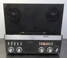 VINTAGE HIFI Reel to Reel-REVOX a77 Dolby 4 Track Tape Deck nastro macchina guasto