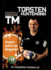 Torsten Huntemann Autogrammkarte VFL Oldenburg Original Handball + A 166289