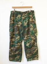 Vintage Military Vietnam Erdl Jungle Pants size Medium Regular 1969