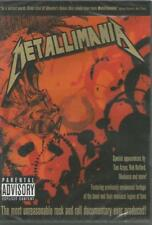 METALLIMANIA DVD NEW HEAVY METAL ROB HALFORD SLAYER QUEENS STONE AGE ANTHRAX