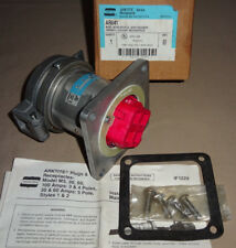 Crouse Hinds Pin&Sleeve AR641 Receptacle 60A 4W4P NEW