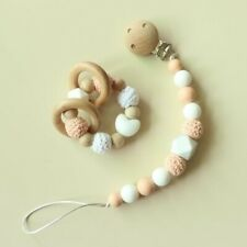 Baby Pacifier Clip Chain Teething