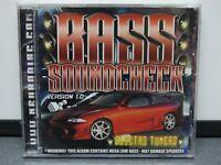 Bass Soundcheck, Vol. 1 by Various Artists (CD 2005 Neurodisc Records)
