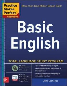 Basic English PREMIUM Second Edition by Julie Lachance