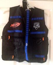 Genuine Nerf N-Strike Elite Combat Vest Jacket Adjustable And Belt VGC
