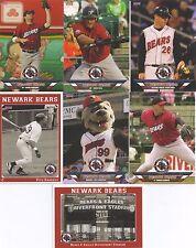 2008 Newark Bears Catcher PITO RAMIREZ