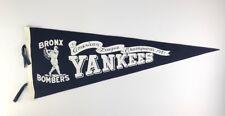 "Mitchell & Ness 30"" Felt Pennant New York Yankees Bronx Bombers 1951 AL Champion"