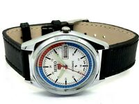 seiko 5 automatic men's japan made movement No 6309 wrist watch