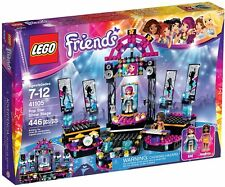 LEGO 41105 Friends POP STAR SHOW STAGE - NEW MISB  - IDEA NATALE