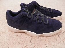 "Air Jordan Retro 11 Low Authentic Derek Jeter Shoes ""RE2PECT"" New  Mens Size 14"