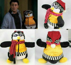 Rachel Joey Plush Doll TV Series Serious Friend HUGSY Stuffed Plush Toy PENGUIN