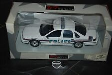 CHEVROLET CAPRICE ASHEVILLE POLICE UT models IN box SEE INFO 1/18
