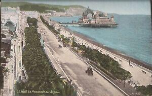 Nice, FRANCE - Promenade des Anglais