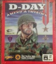 Vintage Sealed Mint Condition D-Day America Invades The Avalon Hill Game Company