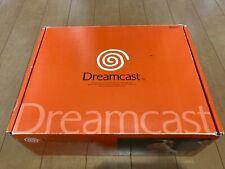 Sega Dreamcast Console HKT-3000 Original Color with BOX and Manual