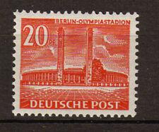 Germany berlin Scott #9N101 A3 MNH Scarce. Cv $135 P436