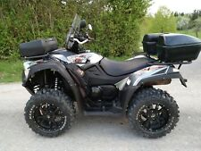 ATV, QUAD, KYMCO MXU 700 EXI LOF 4x4, LOF Zulassung