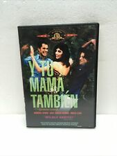 Y Tu Mama Tambien (Dvd, 2002, R-Rated Version)