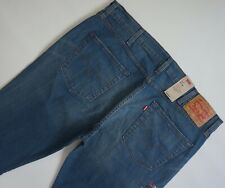 Mens Levi's 511 Slim Fit Blue (1025) Stretch Denim Jeans W36 L32