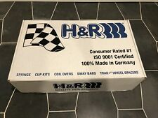 H&R LOWERING SPORT SPRINGS SET MINI COOPER CONVERTIBLE COUPE R57 R58 R59 /S/JCW