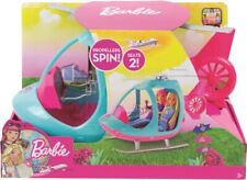 NEW Barbie Travel Helicopter from Mr Toys