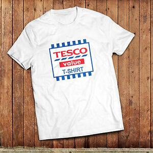Tesco Value T-Shirt, Budget supermarket, cheap, gift idea, budget britain