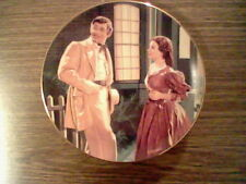 """1993 """"Gone With The Wind"""" Passions Of Scarlett O'Hara """"The End Of An Era"""" Plate"""