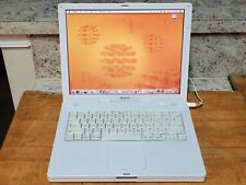 "14"" iBook G4 W/ Games Os9 Apps 1.33Ghz"