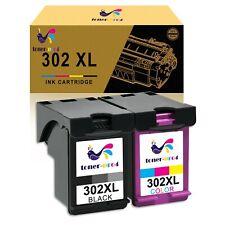 2 Druckerpatrone 302 XL für HP OfficeJet 3634 3830 3831 3832 3833 3834 3835 4650
