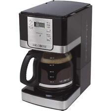 Mr. Coffee JWX27-RB 12-Cup Advanced Brew Coffee Maker