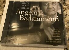 Angelo Badalamenti: Music For Film And Television, New Music. Factory Sealed
