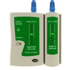 High Quality Rj45 Rj11 Cat5e Cat6 Network Usb Lan Cable Tester Test Tool