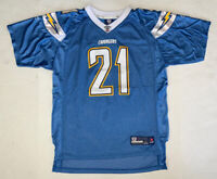 San Diego Chargers LaDainian Tomlinson Blue Jersey Size KIDS XL Reebok