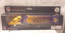 KKar Press Pass - 2010 NFL Transporter Series - Peterbilt - Yellow - Vikings