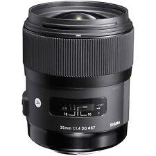 Sigma 35mm f1.4 DG HSM Art Lens - Sigma Fit