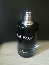 Dior Sauvage Eau de Toilette Spray Parfume for Men 3.4oz/100ml new FREE SHIPPING