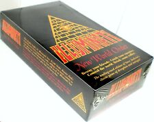 illuminati x36 BOOSTER UNLIMITED Edition NEW WORLD ORDER Games 1995 INWO Cards