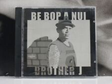 BROTHER J - BE BOP A NUI CD NM / EXCELLENT
