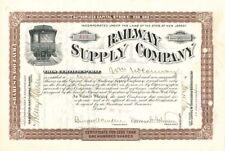 Railway Supply Company