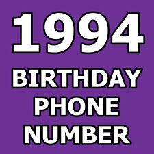07397 21 1994 - Three Gold Mobile Phone Number Easy Birth Year Birthday SIM Card